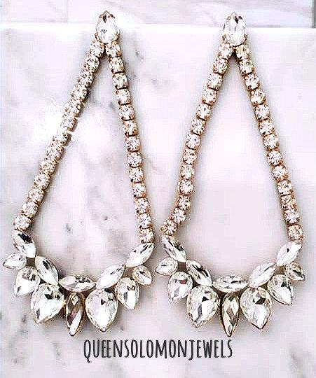 Dine Dynasty Earrings