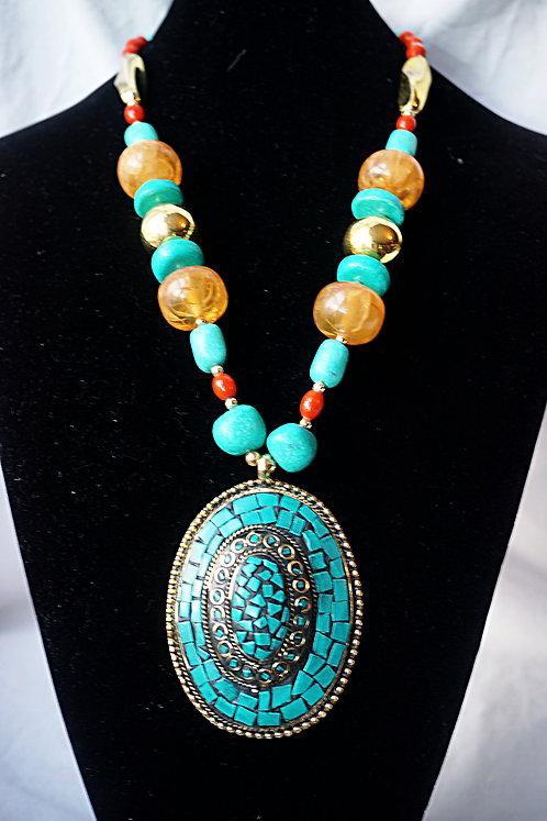Congo Love Necklace