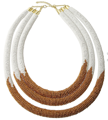 Three Chaynes Necklace
