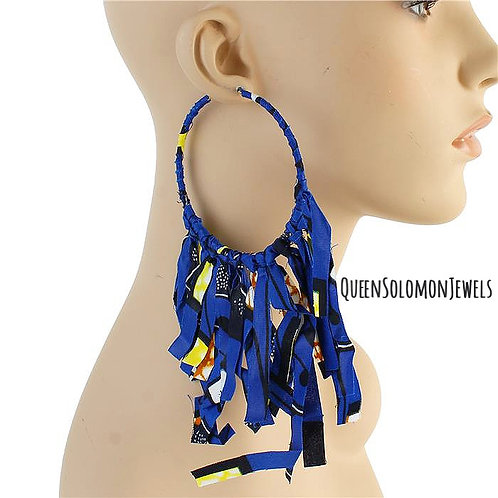 Royal RumVelt Earrings