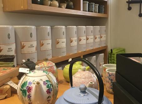 フランス紅茶の旅 ①