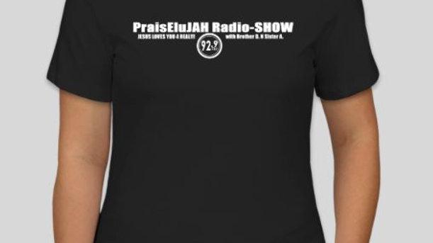 PraisEluJAH Radio Shirts - Women