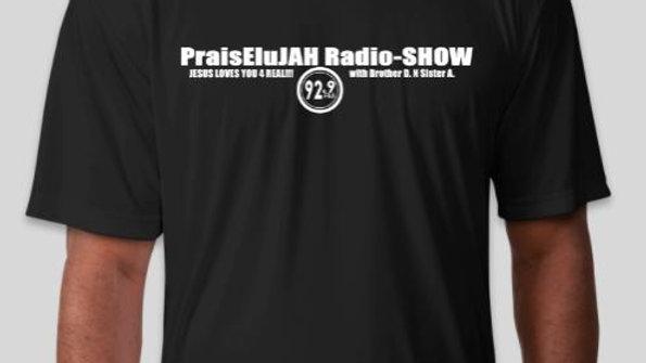 PraisEluJAH Radio Shirts - Men
