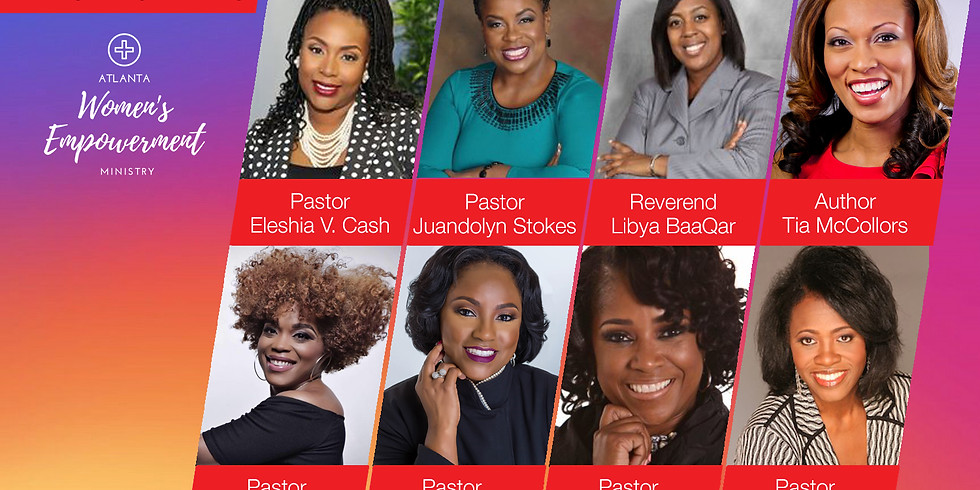 She's NEXT - Women In Ministry Symposium