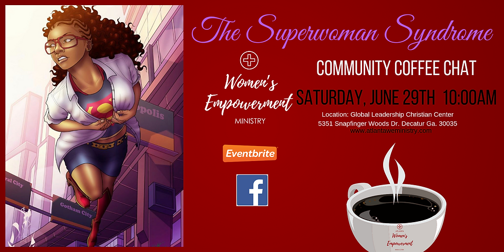 The Superwoman Syndrome Coffee Chat