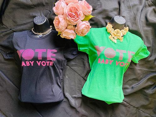 Vote Baby Vote