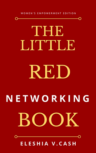 Little Red Networking Book & Planner