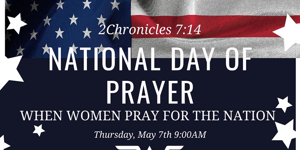 When Women Pray For The Nation