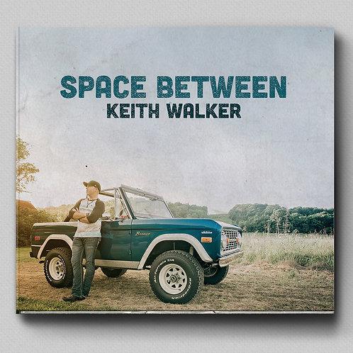 Space Between EP - DigiPak/CD