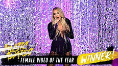 Carrie Underwood 2018 CMT Female Videoof the Year