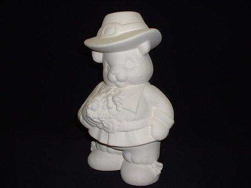 Mr. Bear Pilgrim