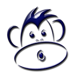 Lone Monkey Logo - transparent back.png