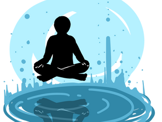 Floating, Meditation, and Mindfulness