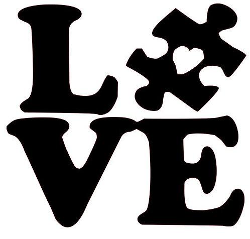 LOVE 12 X 12