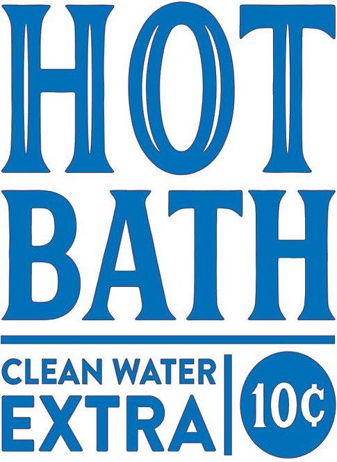 HOT BATH 5 CENTS AT HOME KIT