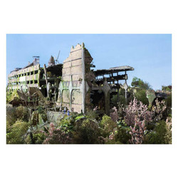 Multi-storey-ruin