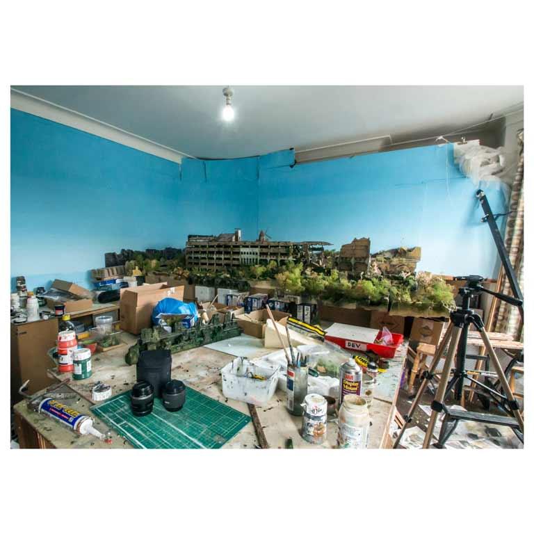 Artist's-studio