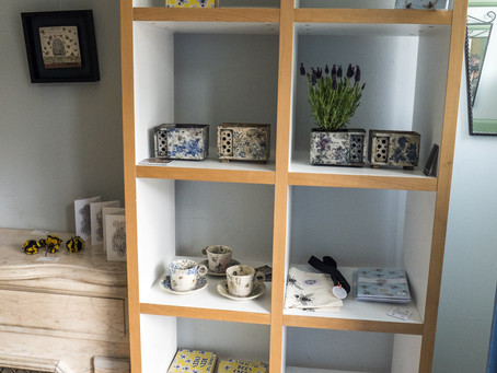 Beautiful ceramics and stationary gifts