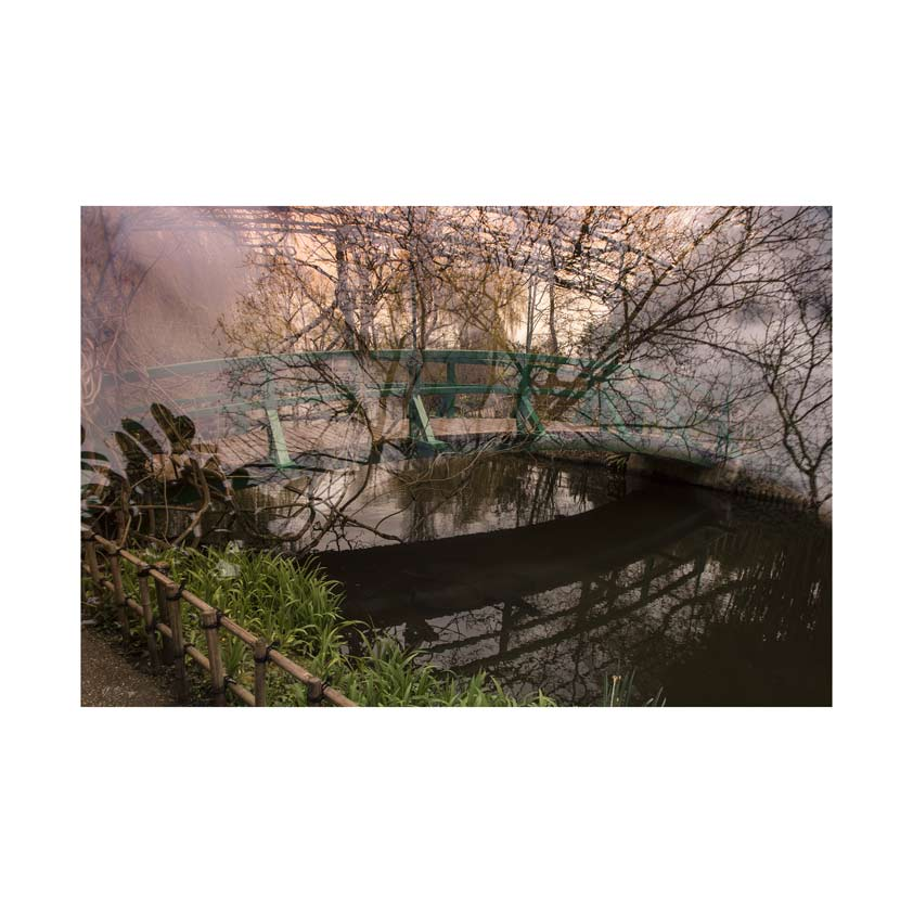 Japanese Bridge Giverny 11