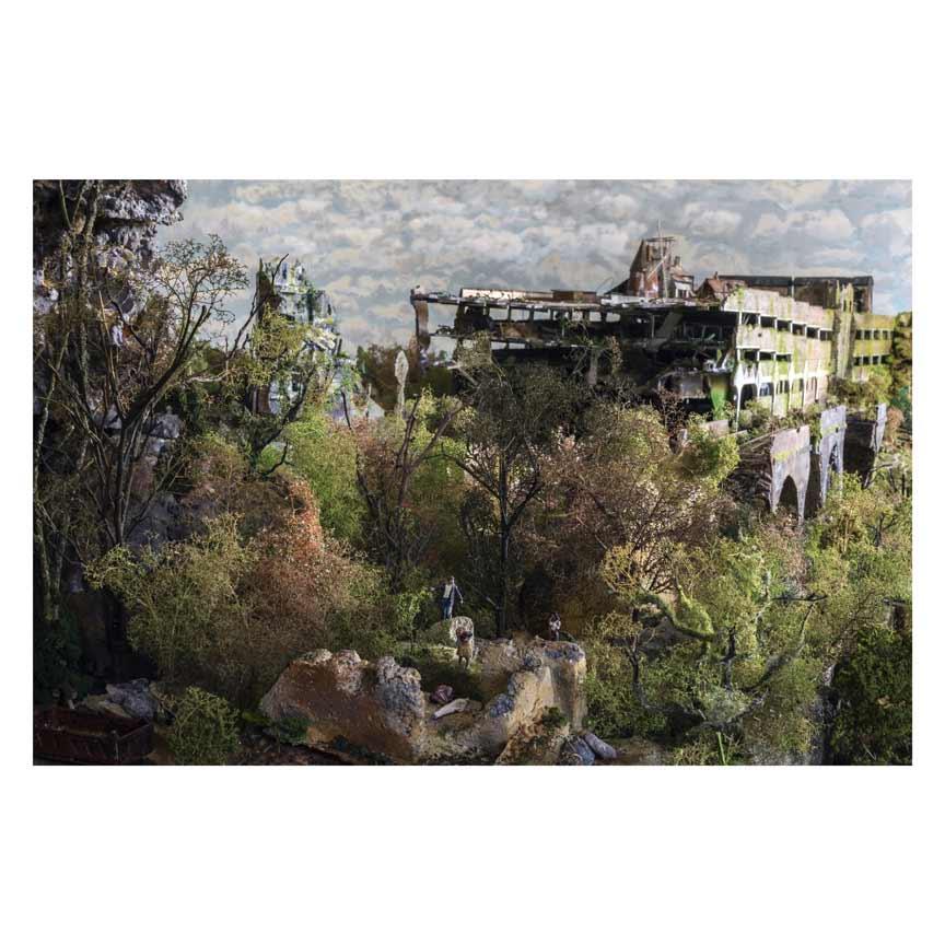 Peckham-Ruin