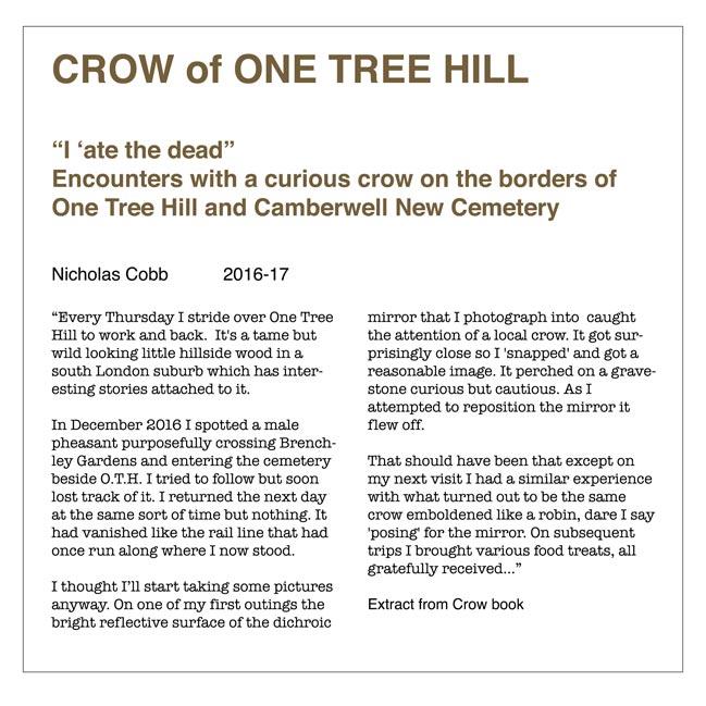 Crow-text