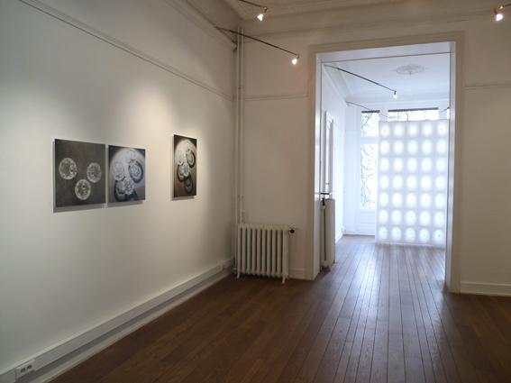 Exposition au première étage