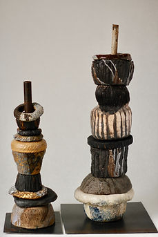 Totems noirs