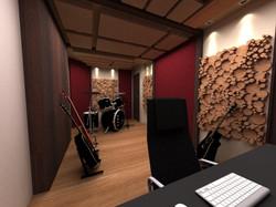 Projeto: Home Estudio - Nova Lima