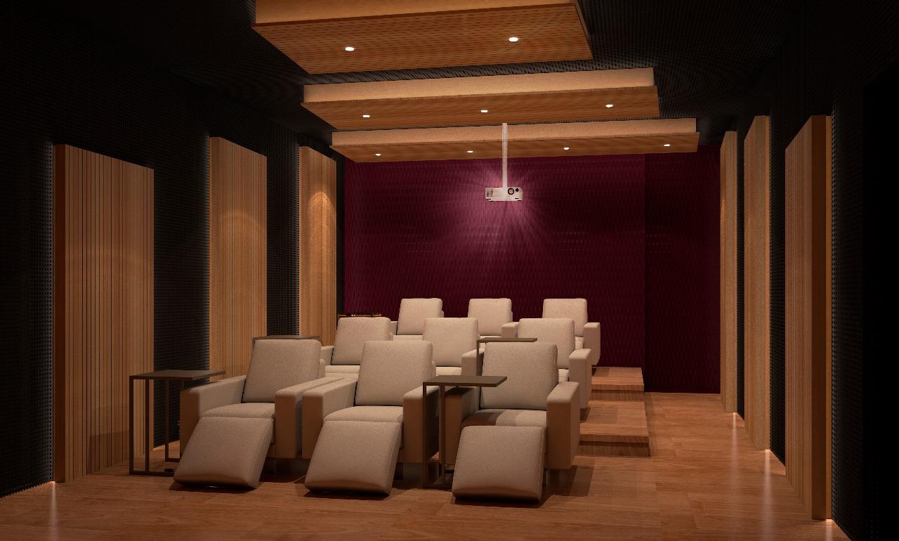 Home Cinema - Village Terrasse