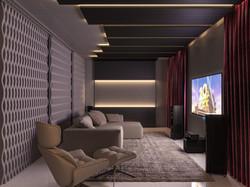 Home Theater - Cond. Riviera