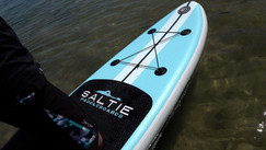 Saltie Paddleboard heading out for another memory