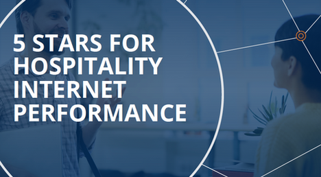 eBook: 5 Stars for Hospitality Internet Performance