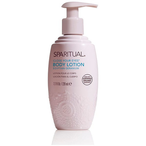 CLOSE YOUR EYES BODY LOTION