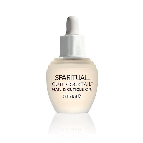 CUTI-COCKTAIL NAIL AND CUTICLE OIL