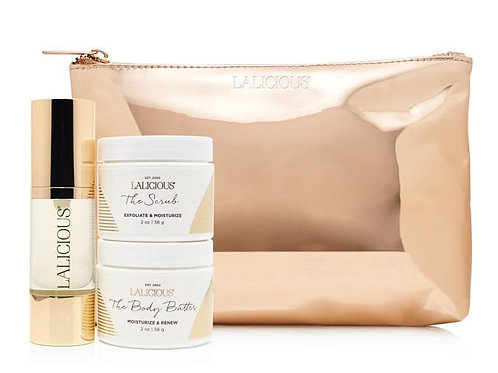 THE SIGNATURE COLLECTION TRAVEL SET