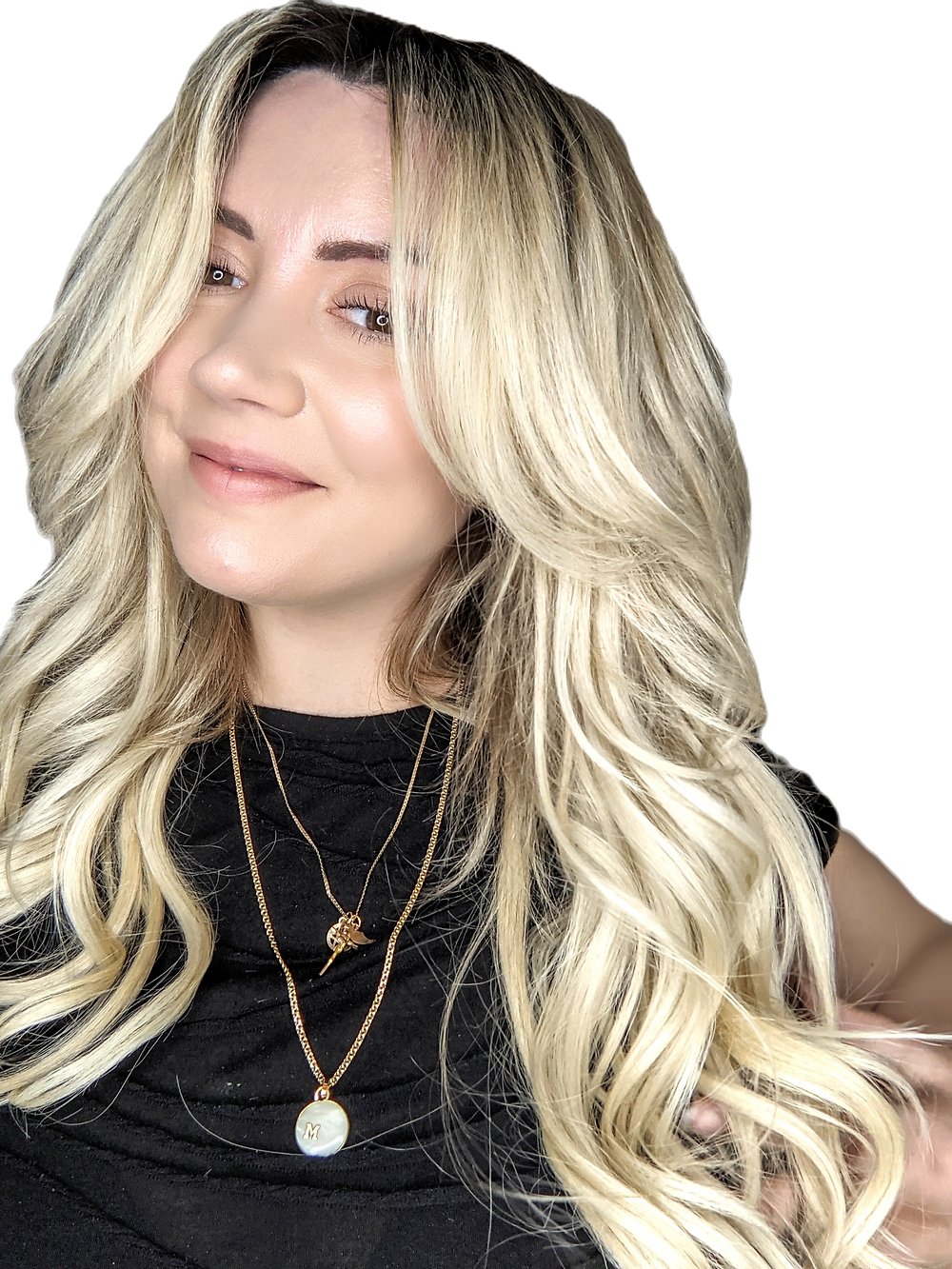 I wear hair extensions and I love them!  I also make sure to keep my natural hair strong to make sure I the extensions don't fall or break off.