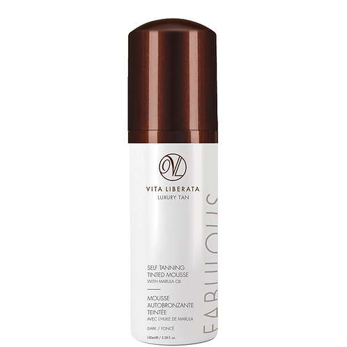 FABULOUS SELF TANNING TINTED MOUSSE
