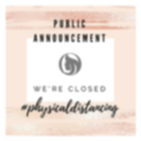 #socialdistancing PUBLIC ANNOUNCEMENT.pn