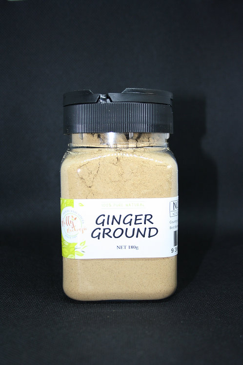 Ginger Ground - Home Chef Jar 180g