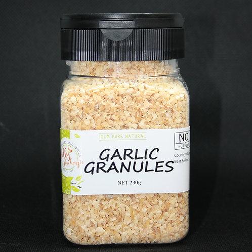 Garlic Granules - Home Chef Jar 230g