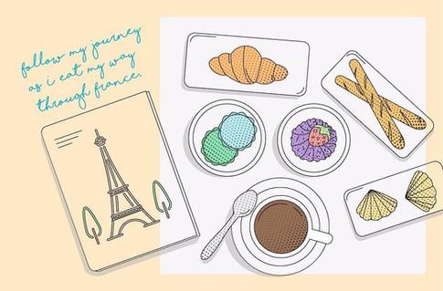 Food Journey of France