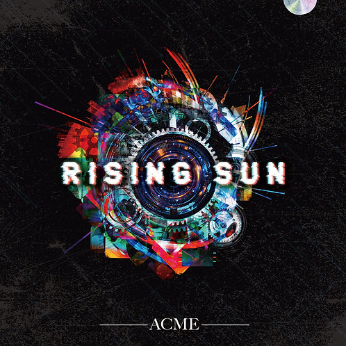 "ACME CD Single ""RISING SUN"" (Autographed)"