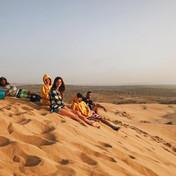 Sand dune experience