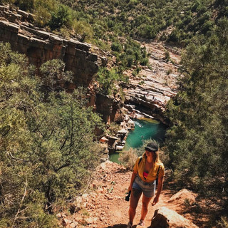 Paradise Valley excursion