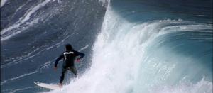 The big waves Malta
