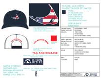 Hat Design - Hudson Sutler