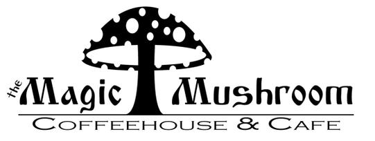 Magic Mushroom Coffeehouse Banner