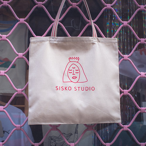 SIS-BAG with red strap