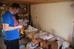 Передача продуктов питания семья ЛНР