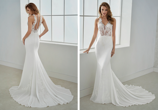 White One Vestidos de Noiva FILIPINAS